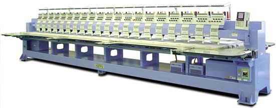 Tajima Embroidery Machine